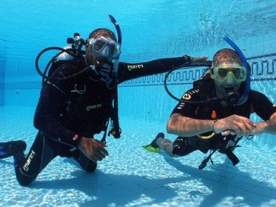 Scuba Diving Lessons Burlington County