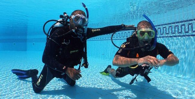 Scuba Diving Lessons Burlington County