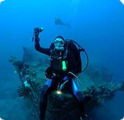 PADI specialty course deep diver nj