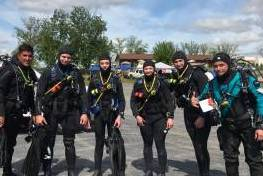 PADI Open Water Checkout Dives 5/27-5/28, 2017