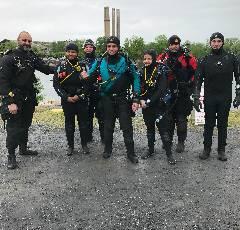PADI Open Water Checkout Dives 5/20-5/21, 2017