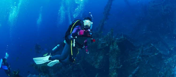 How to Become a Certified Scuba Diver