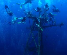 The 5 Best Shipwreck Diving Locations