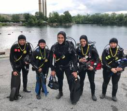 PADI Open Water Checkout Dives 7/1-7/2, 2017