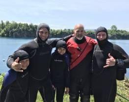 PADI Rescue Diver NJ Class 7/3/17