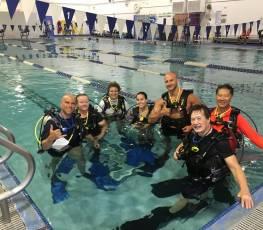 PADI Confined Water Hunterdon County YMCA