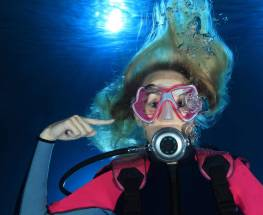 Equalizing Ears While Scuba Diving