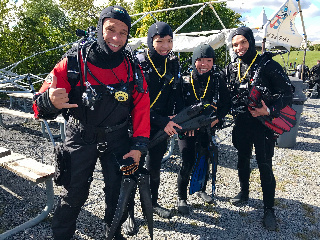 PADI Advanced 9/30-10/1, 2017