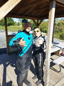 PADI Scuba Diving Refresher 9/28/17