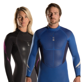 Choosing The Right Scuba Wetsuit