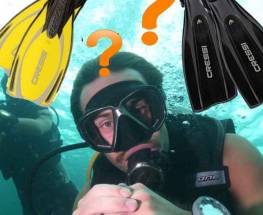 Choosing The Right Scuba Diving Fins