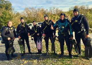 PADI Advanced 11/4/17