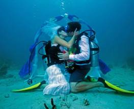 How To Have The Ultimate Underwater Wedding