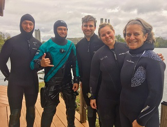 PADI Open Water Weekend 10/13-10/14, 2018