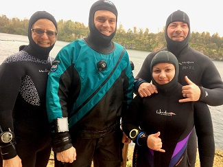 PADI Specialties Weekend 10/27-10/28, 2018
