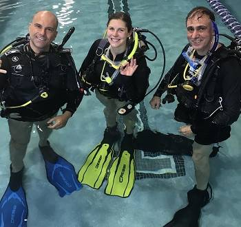 PADI Pool Session 5/31/19