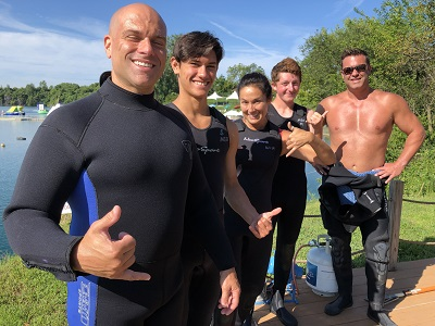 Scuba Diving Classes Dutch Springs 8/10-8/11, 2019