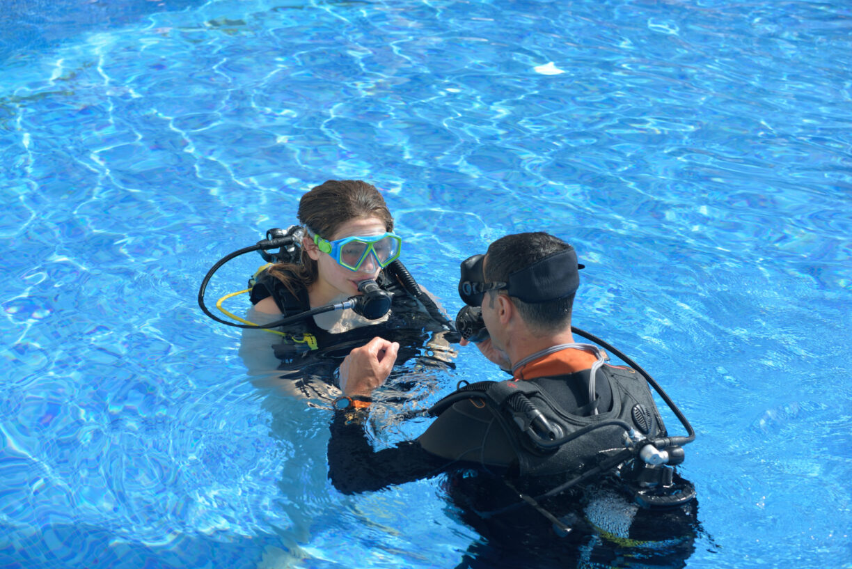 scuba diving careers