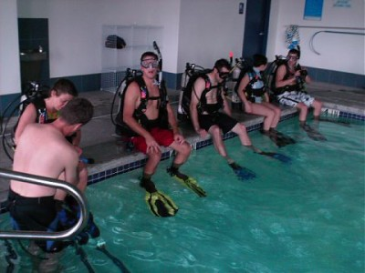 Scuba Diving Certification Middlesex County