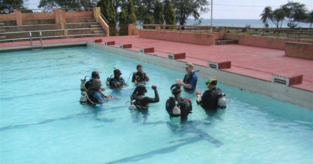 Scuba Diving Certification Somerset
