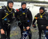 PADI OPEN WATER CERTIFICATION DIVES 4/23/16