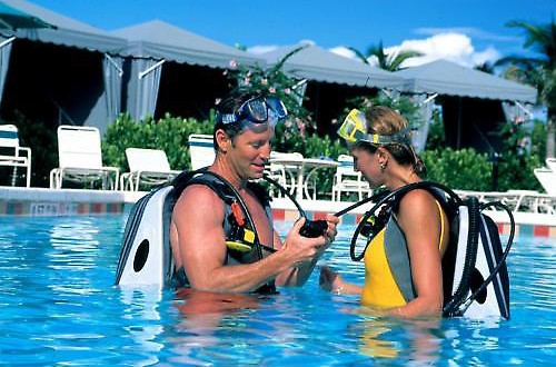 Scuba Diving Certification Ocean