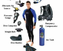 What to Know When Buying Your First Set of Scuba Gear