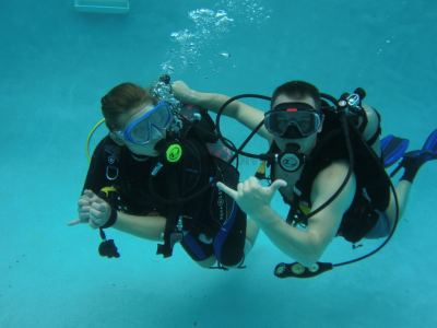 Scuba Diving Lessons Cape May County