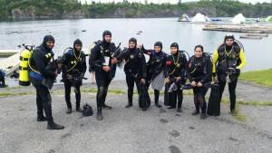 PADI Scuba Diving Classes At Dutch Springs