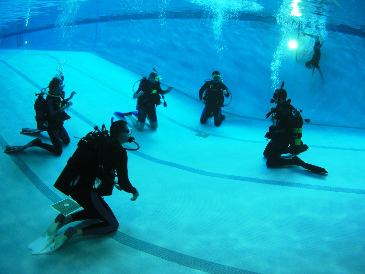 Scuba Diving Certification Somerset County
