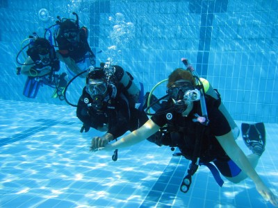 NJ scuba classes