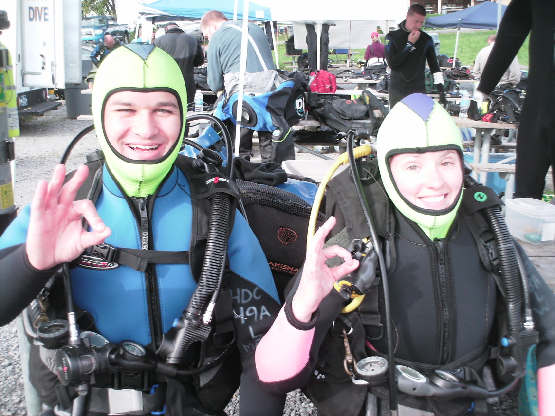 Getting Scuba Certified In NJ