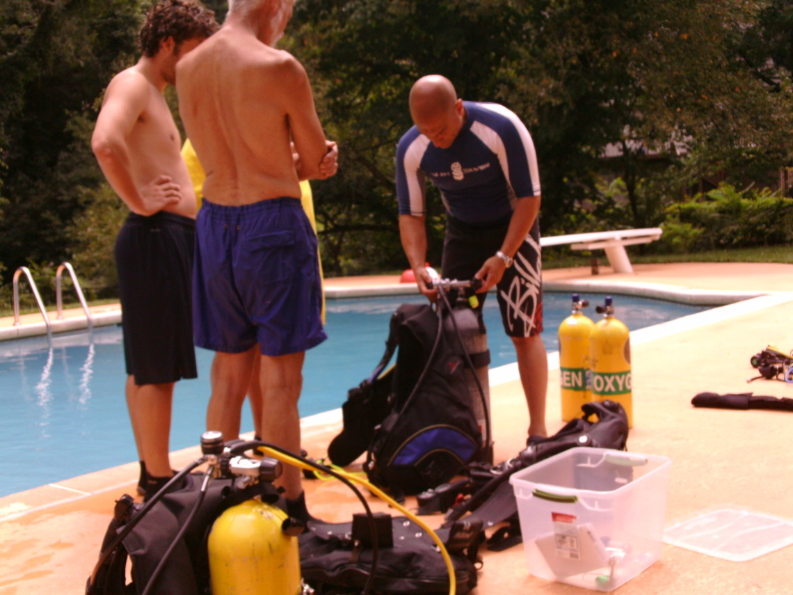 PADI Scuba Diving Classes In New Jersey