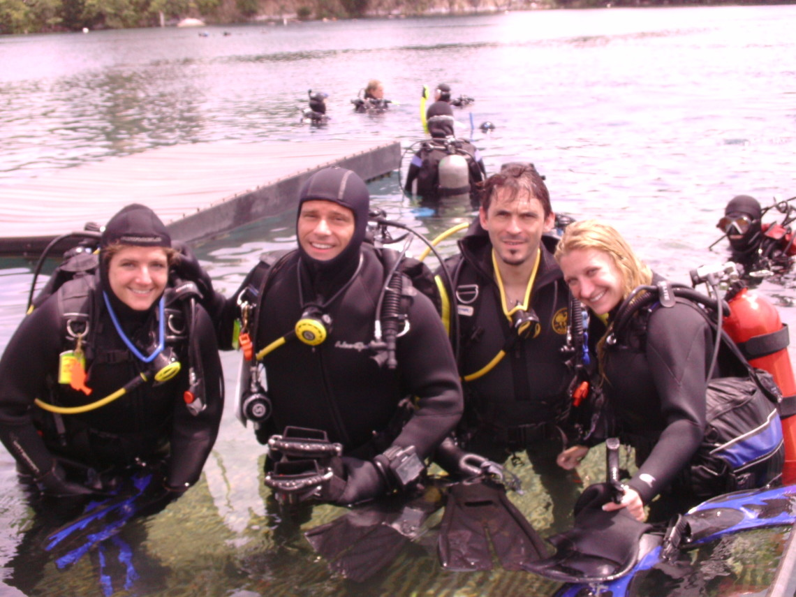 Padi Open Water Certification Check Out Dives In Nj