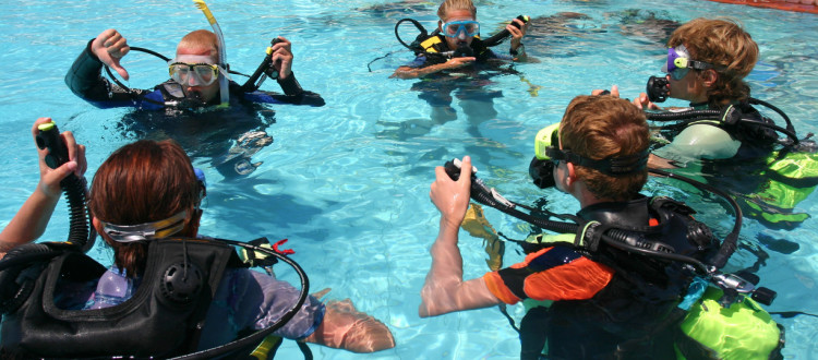 Scuba Diving Lessons Salem County