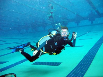Scuba Diving Lessons Mercer County