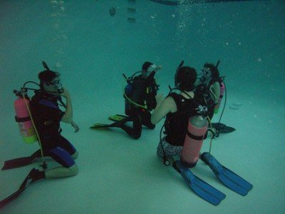 Scuba Diving Certification Union