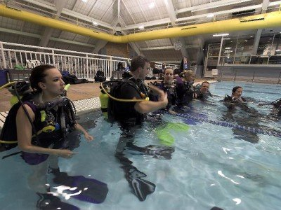Scuba Diving Lessons Atlantic County
