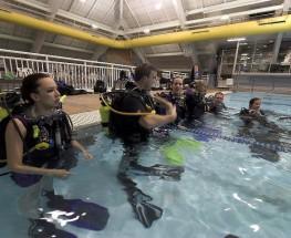 Open Water Diver Class NJ