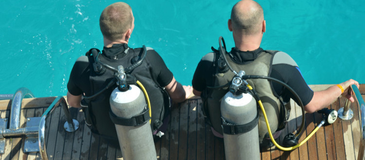 difference between dive master and instructor
