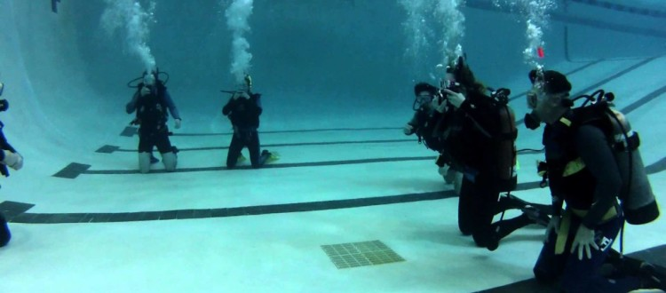 Scuba Diving Classes Camden County