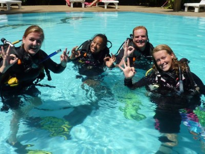 Scuba Diving Certification Hudson County