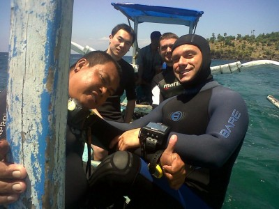 NJ Indonesia Scuba Diving Trip