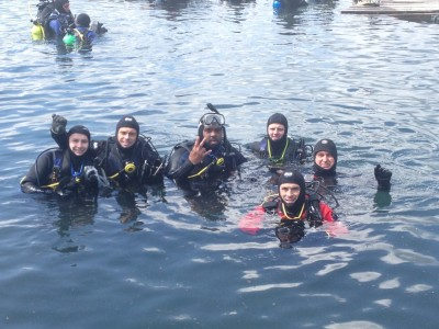 Open Water Scuba Diving Certification In NJ