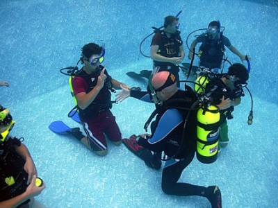 Scuba Diving Certification Camden County