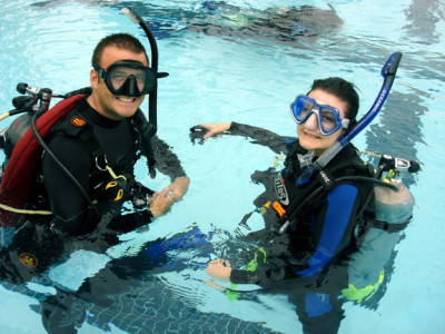 Scuba Diving Classes Cumberland County