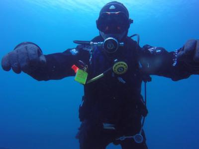 drysuit diving nj