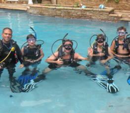 PADI Open Water Diver Certification NJ