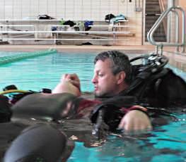 padi rescue diver nj