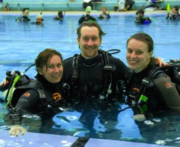 PADI Scuba Classes In NJ